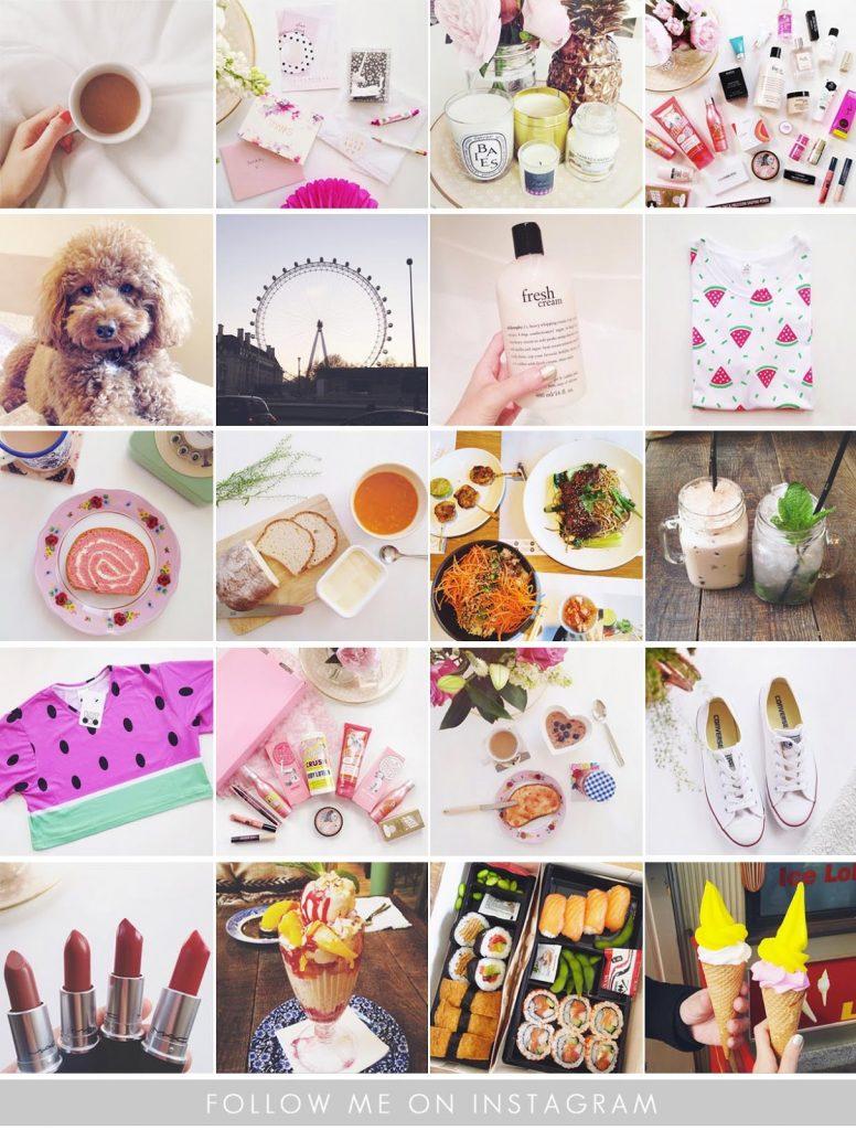 fashion and beauty blogger UK