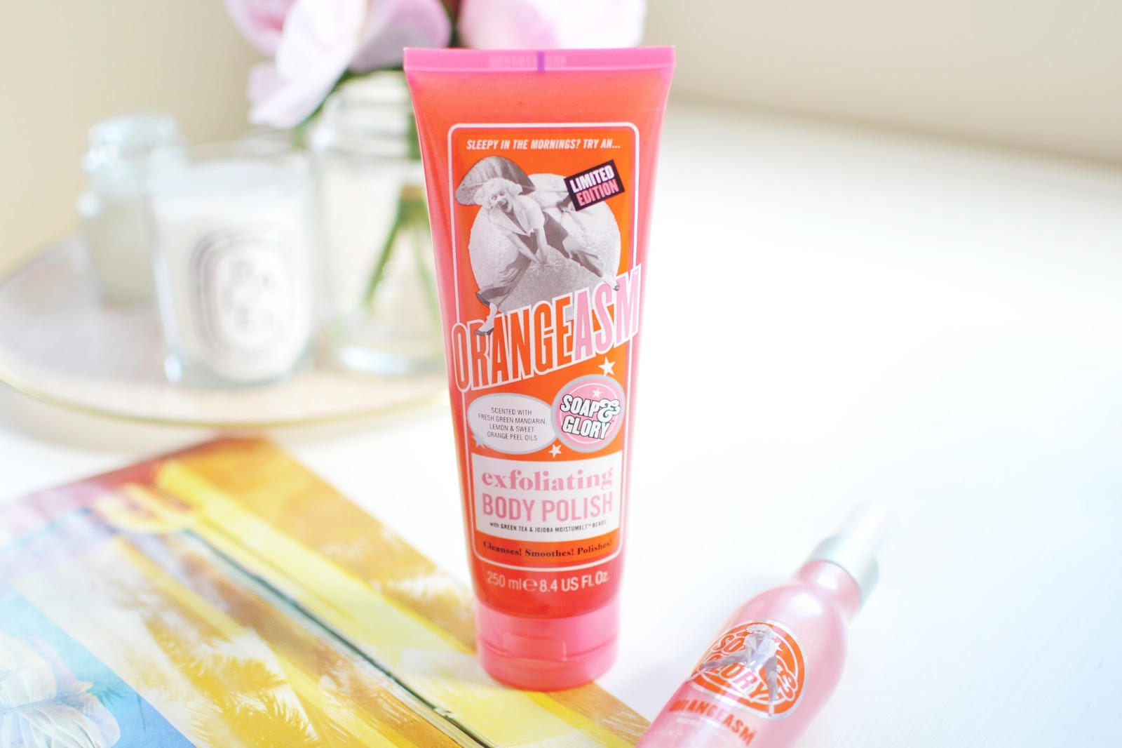 Soap&Glory Orangeasm Exfoliating Body Polish