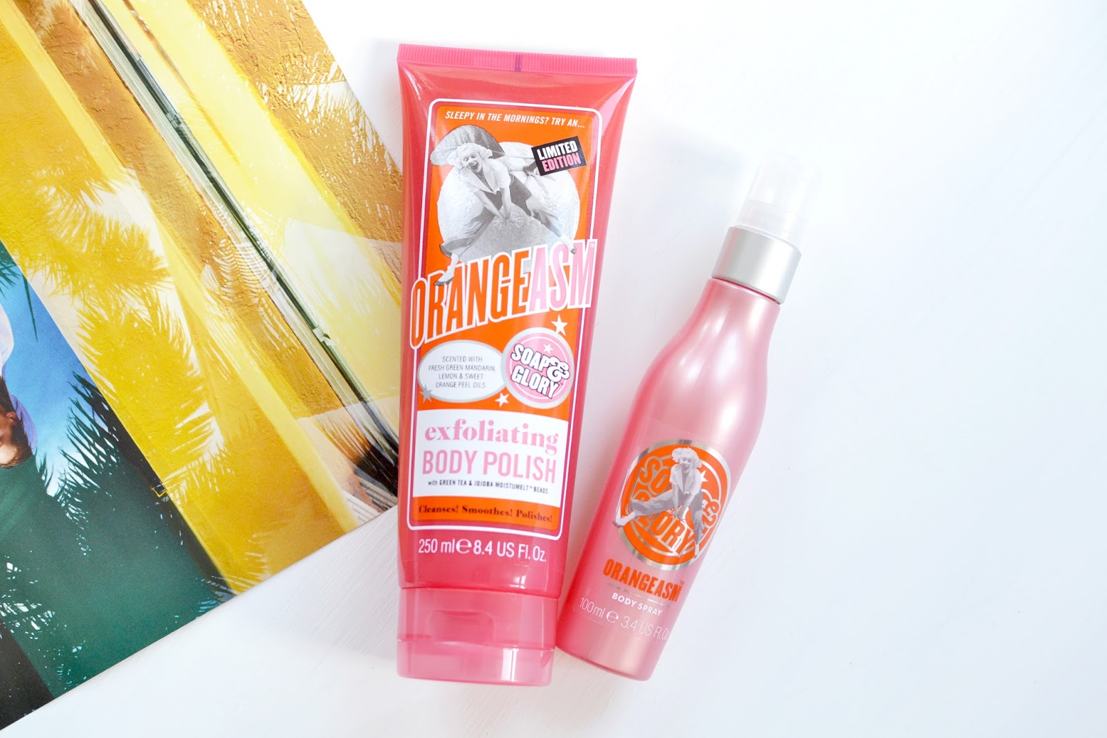 Soap&Glory orangeasm