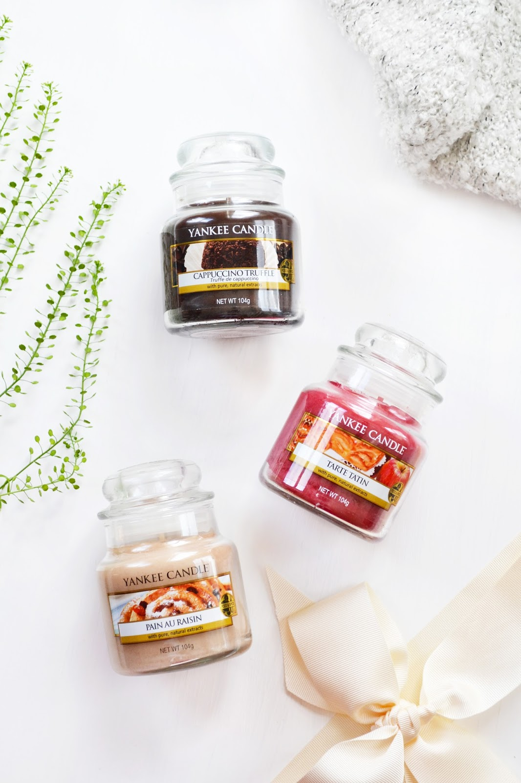 Yankee Candle Cafe Culture Collection
