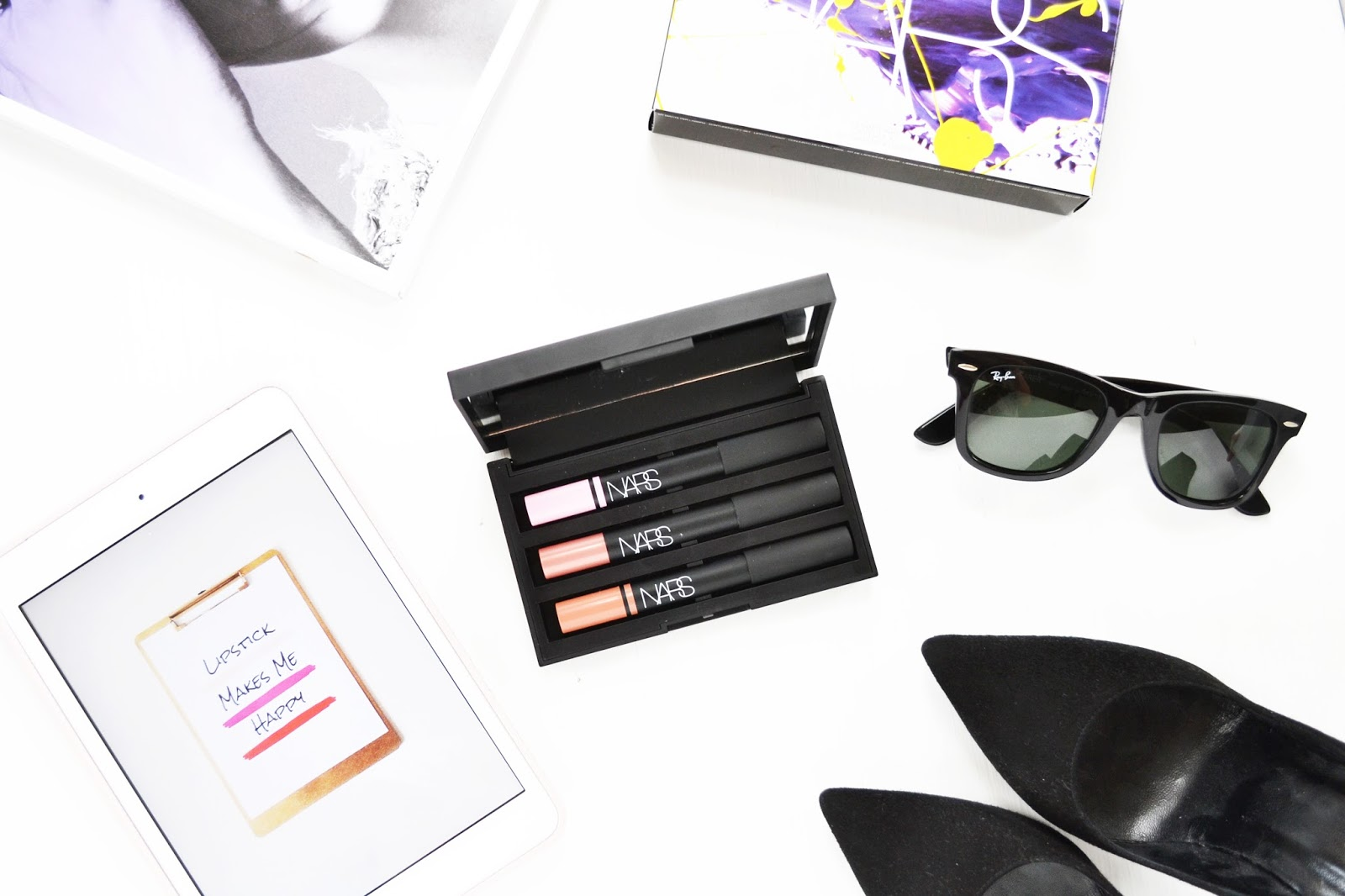 NARS lip pencil set
