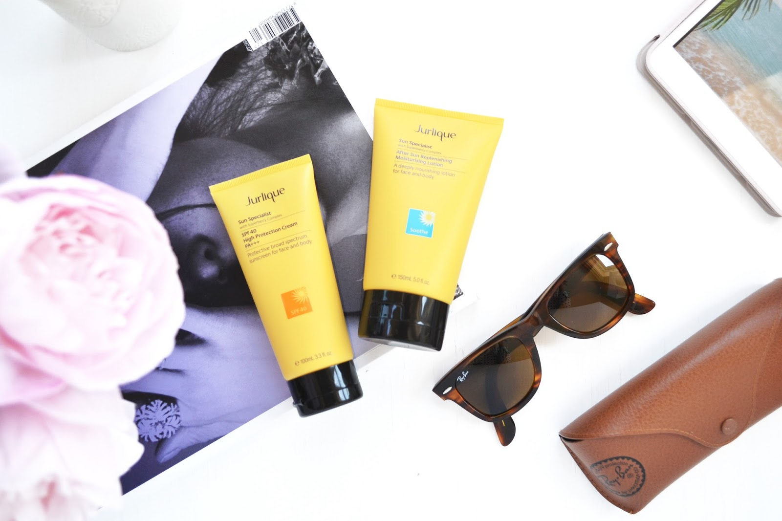 good quality sun care from jurlique