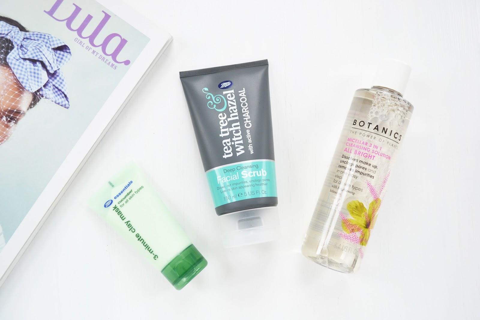 affordable skincare