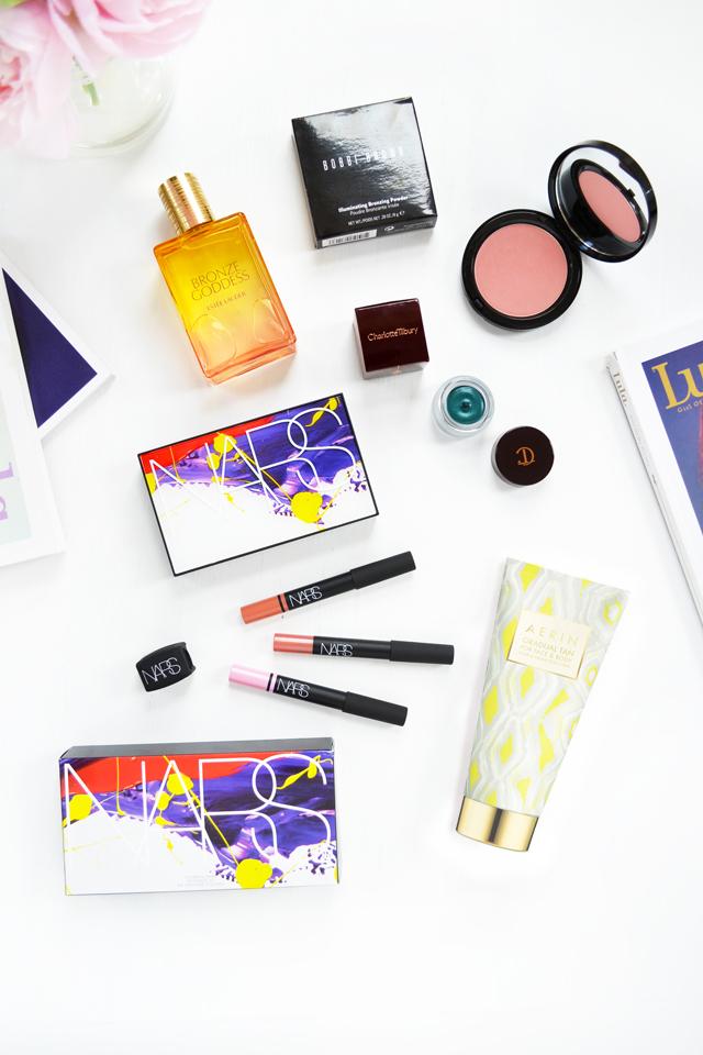 selfridges beauty essentials for summer