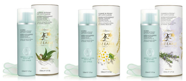 Liz earle makeup remover