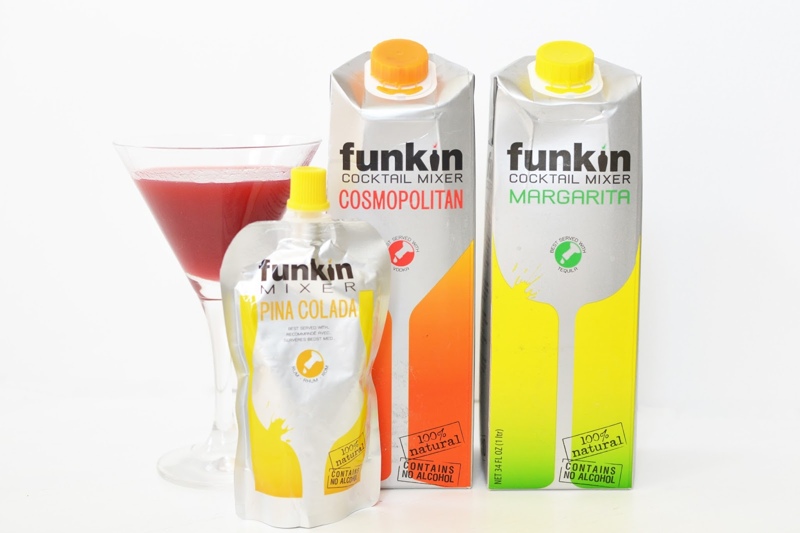 funkin cocktails ready made mixers