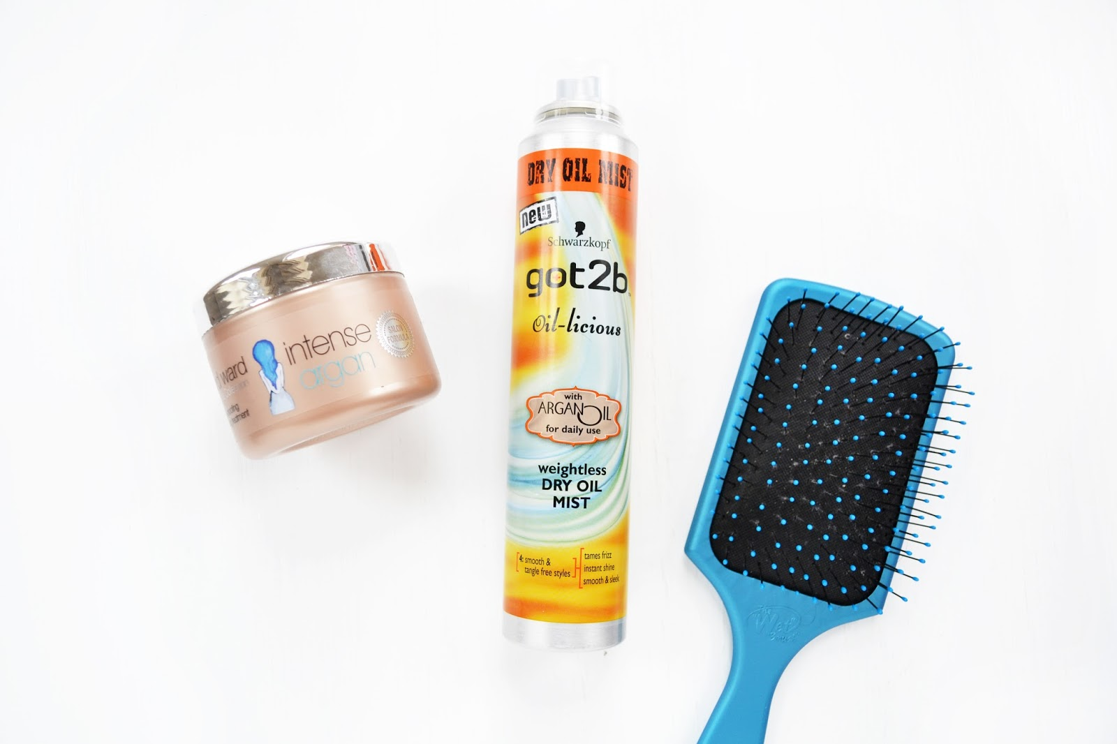 beauty on a budget hair products