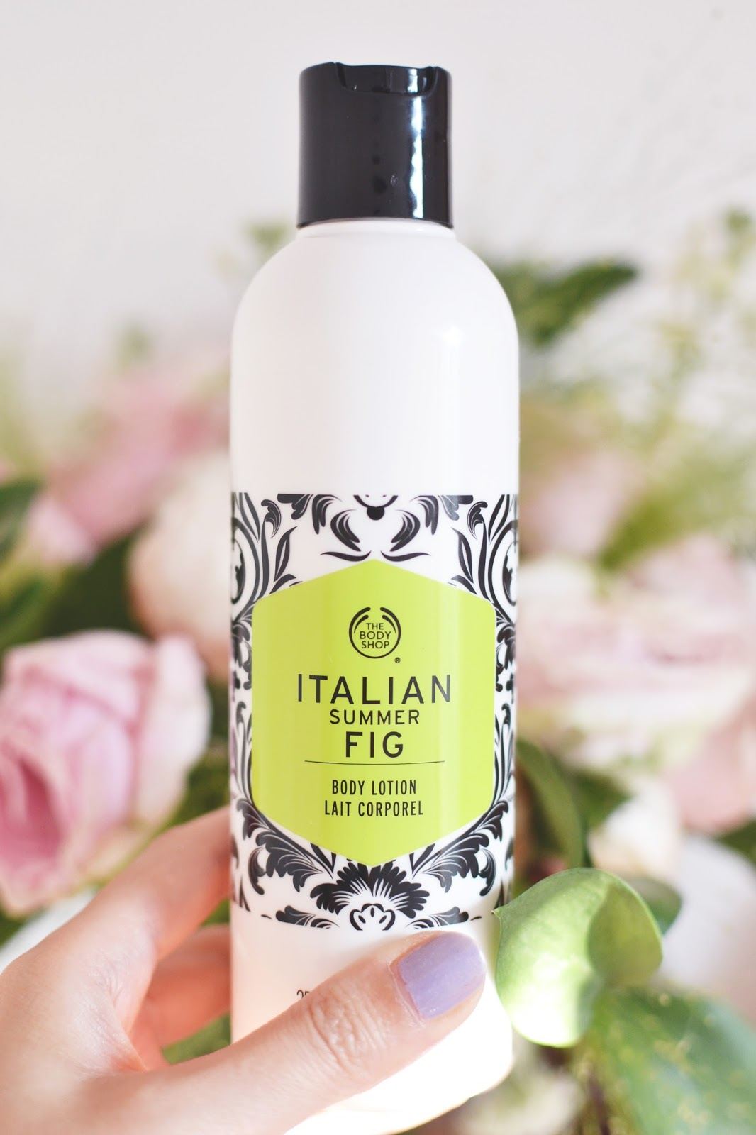 Italian Summer Fig From The Body Shop