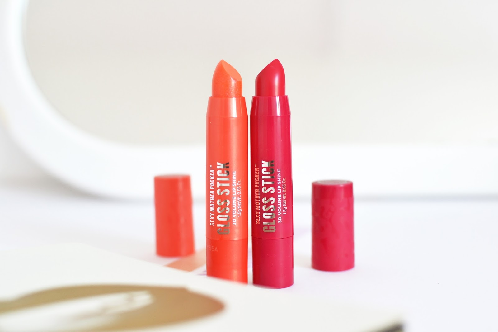 soap and glory Sexy Mother Pucker Gloss Sticks