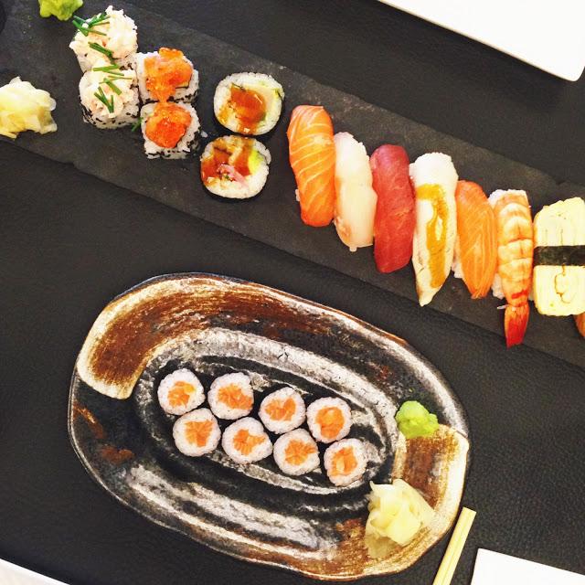 sticks n sushi in london