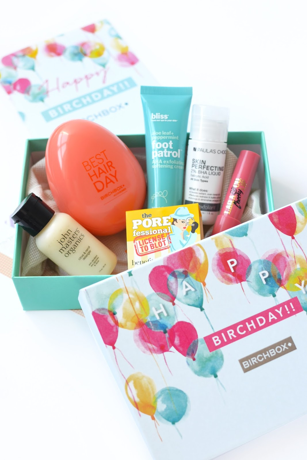 birchbox birthday edition, birchbox september 2015