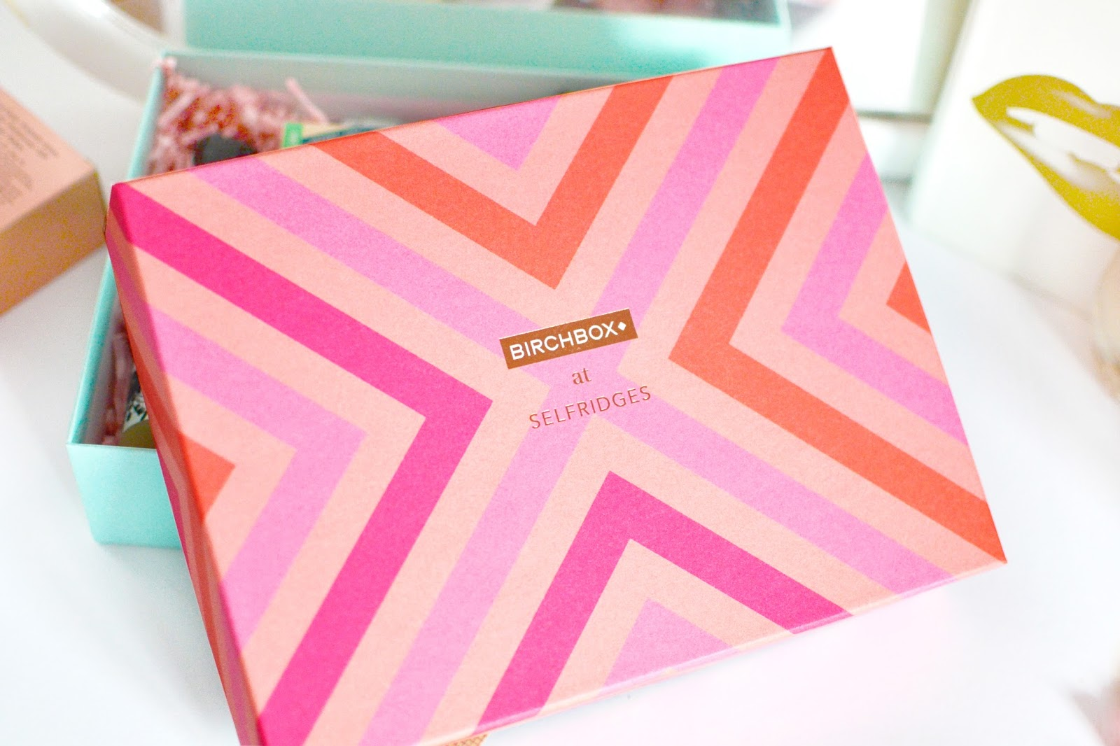 Birchbox and Selfridges team up for a limited edition box
