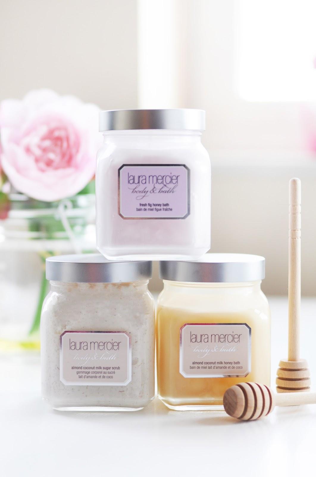 laura mercier bath honey