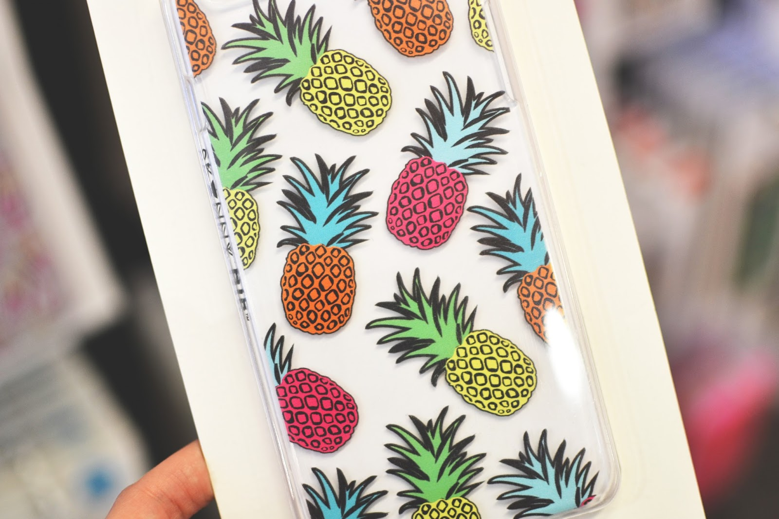 pineapple phone cover, pineapple phonecase