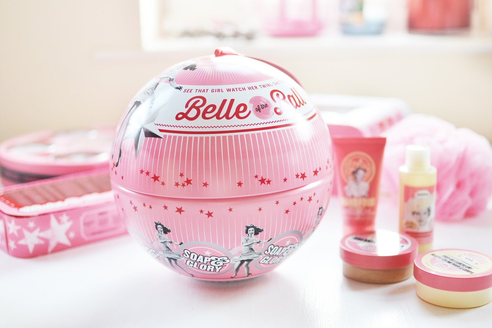 SOAP & GLORY belle of the ball