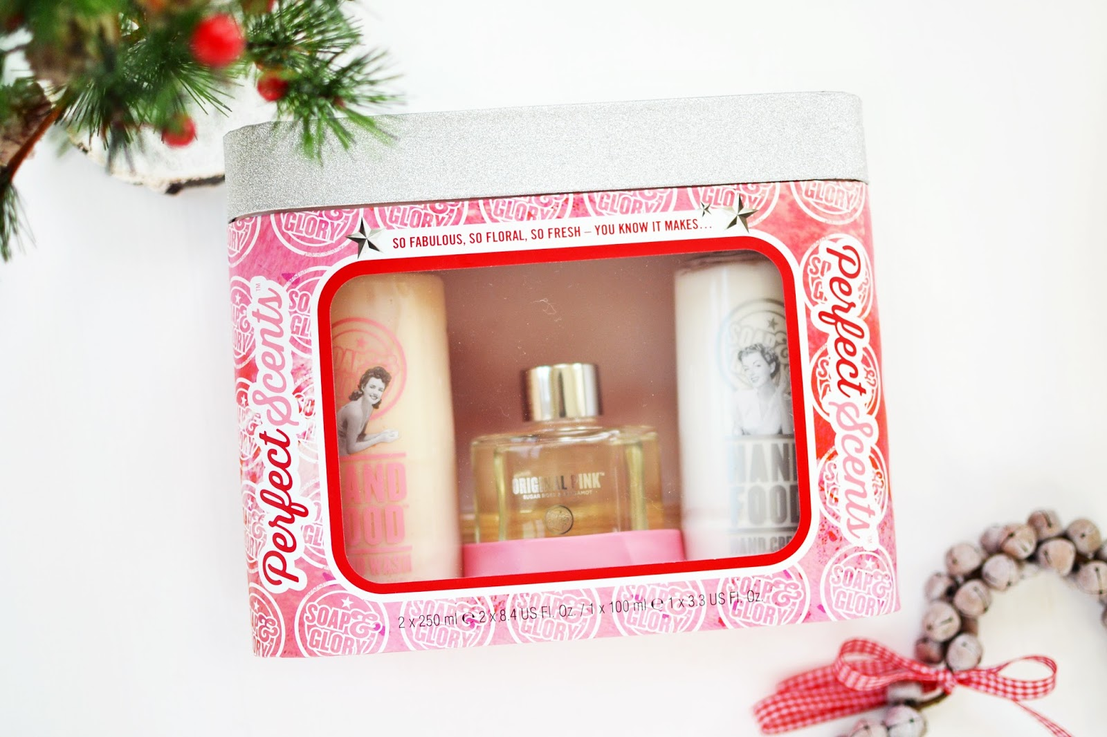 soap and glory perfect scents
