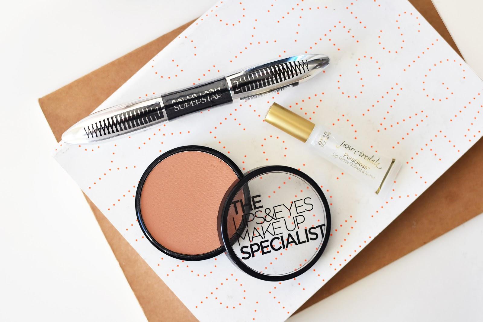 make-up beauty blog