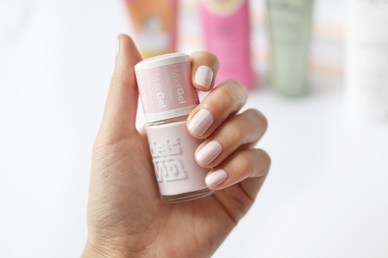 Models Own HyperGel in shade Paradise Pink