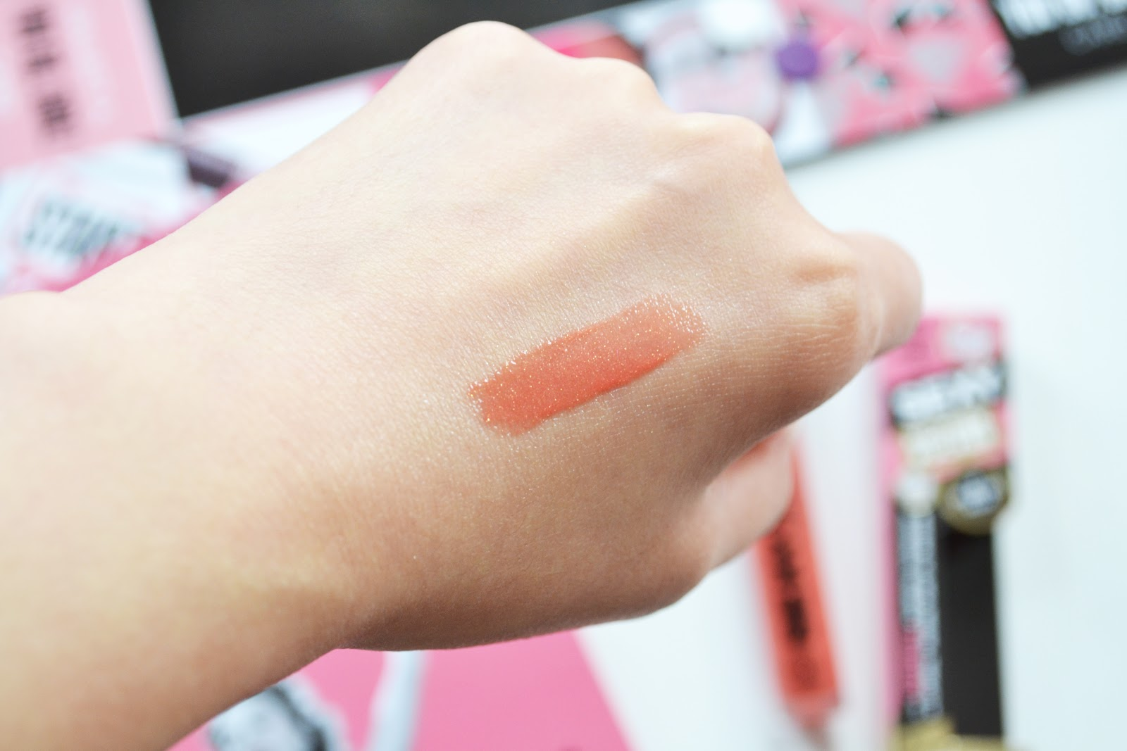 soap and glory sexy mother pucker coral