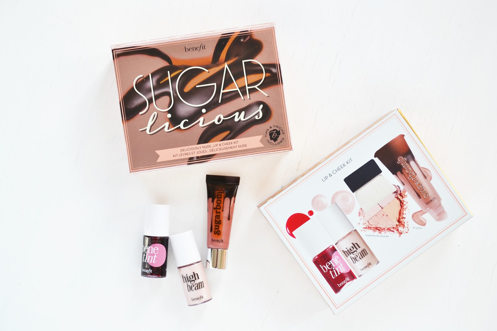 Try 4 Benefits Hero Products In The Sugarlicious Set Temporary Benefit Operation Pore Proof Kit Temporarysecretary Blog