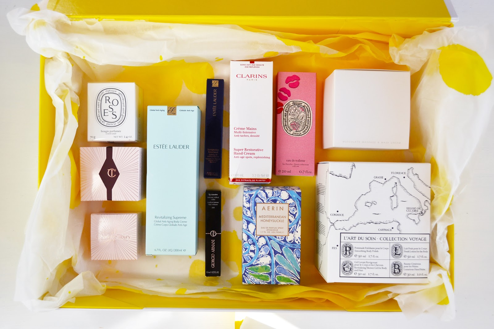 beauty gift guide for mothers day
