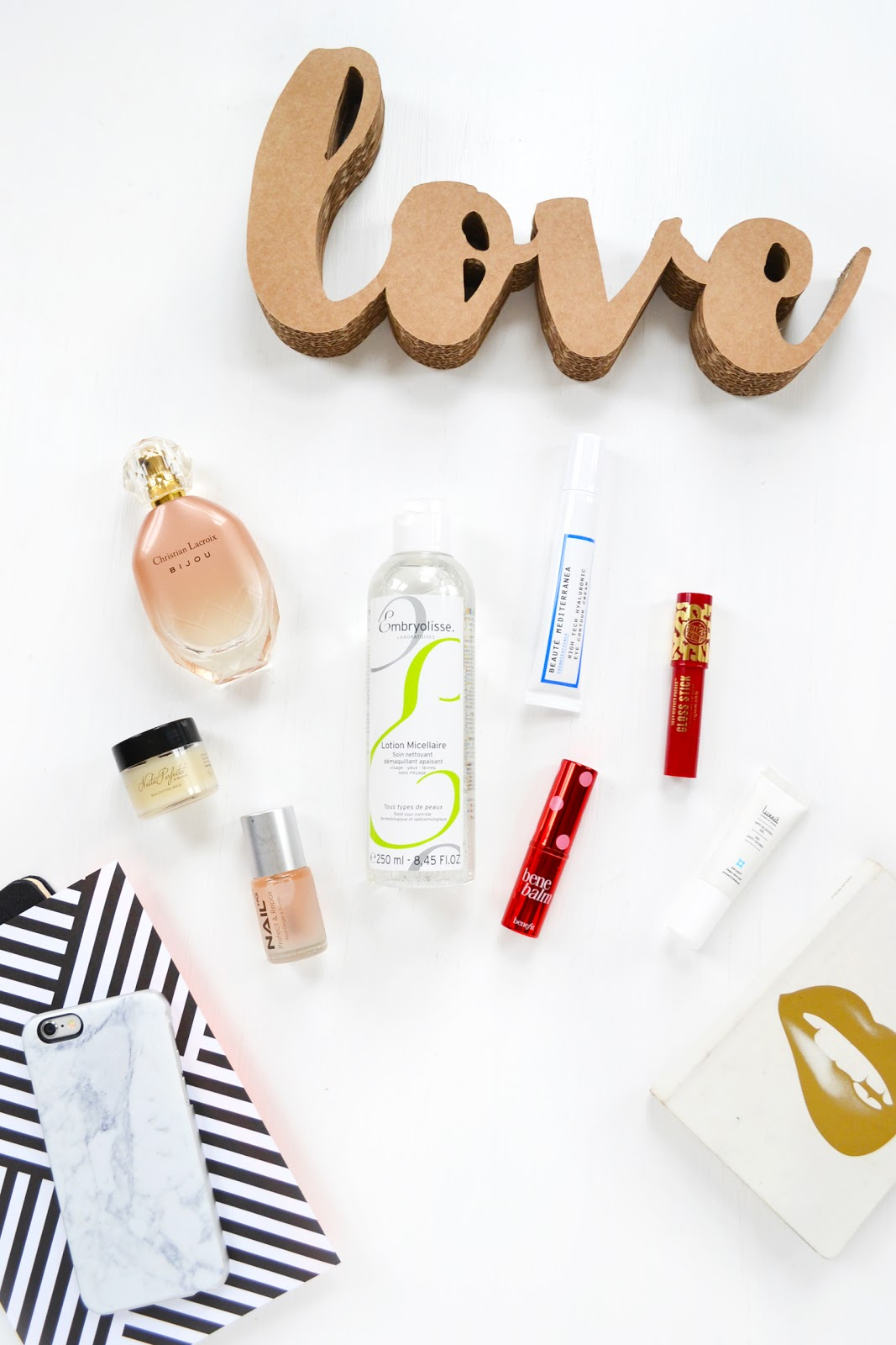 8 Current Beauty Favourites
