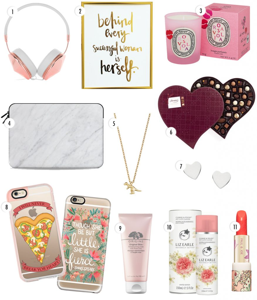 Valentine's Day Gift Guide For BFFs and Single Gals