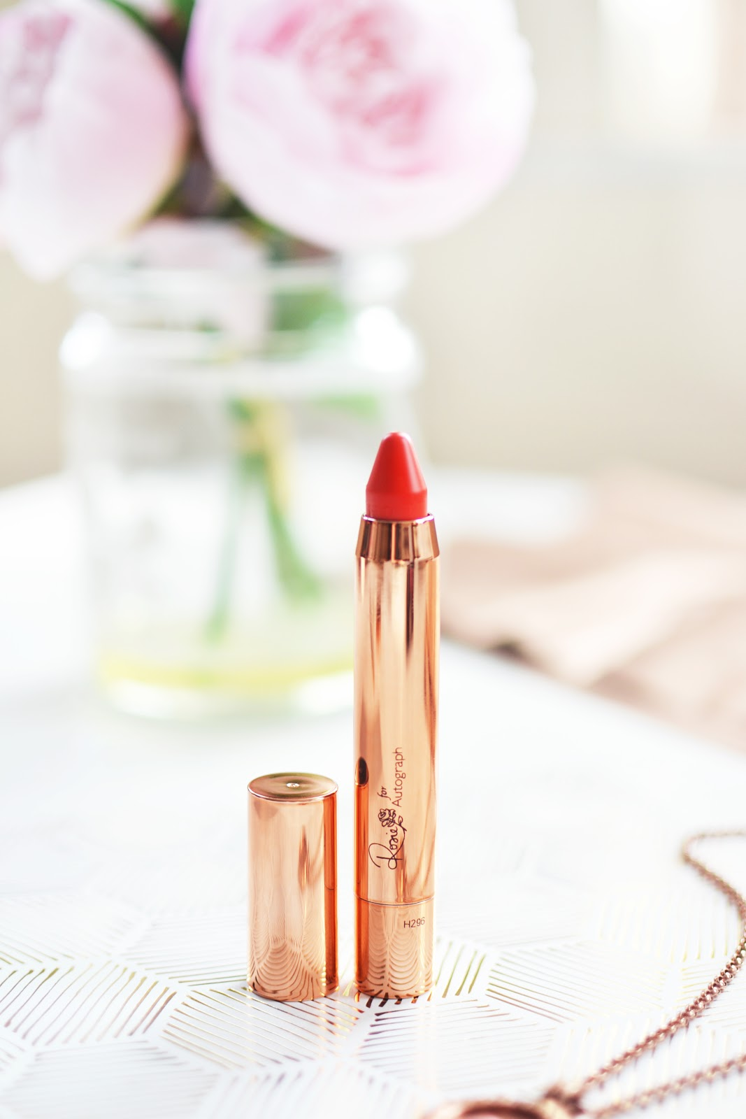Rosie For Autograph lip glossy lipstick crayon