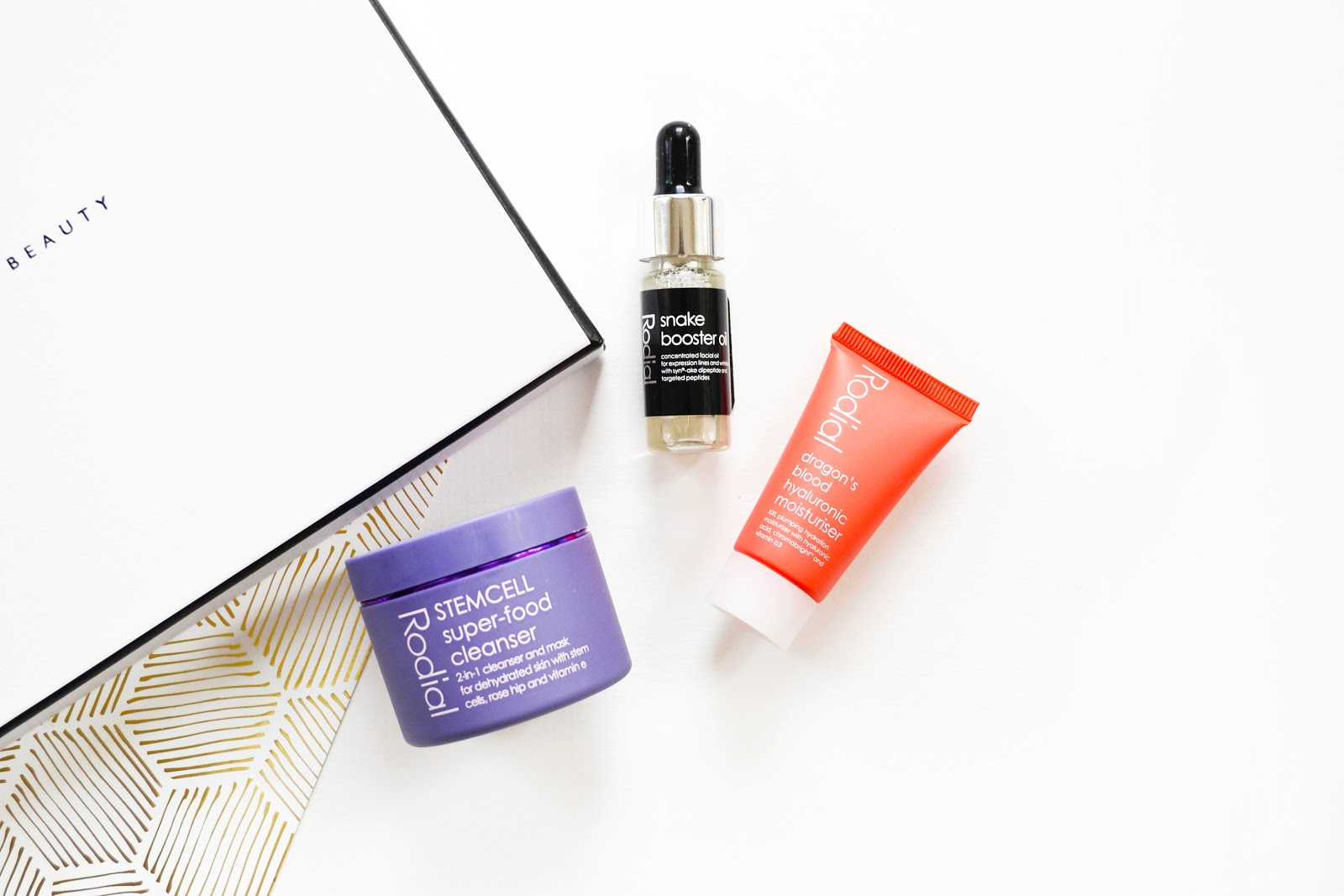 rodial skincare review