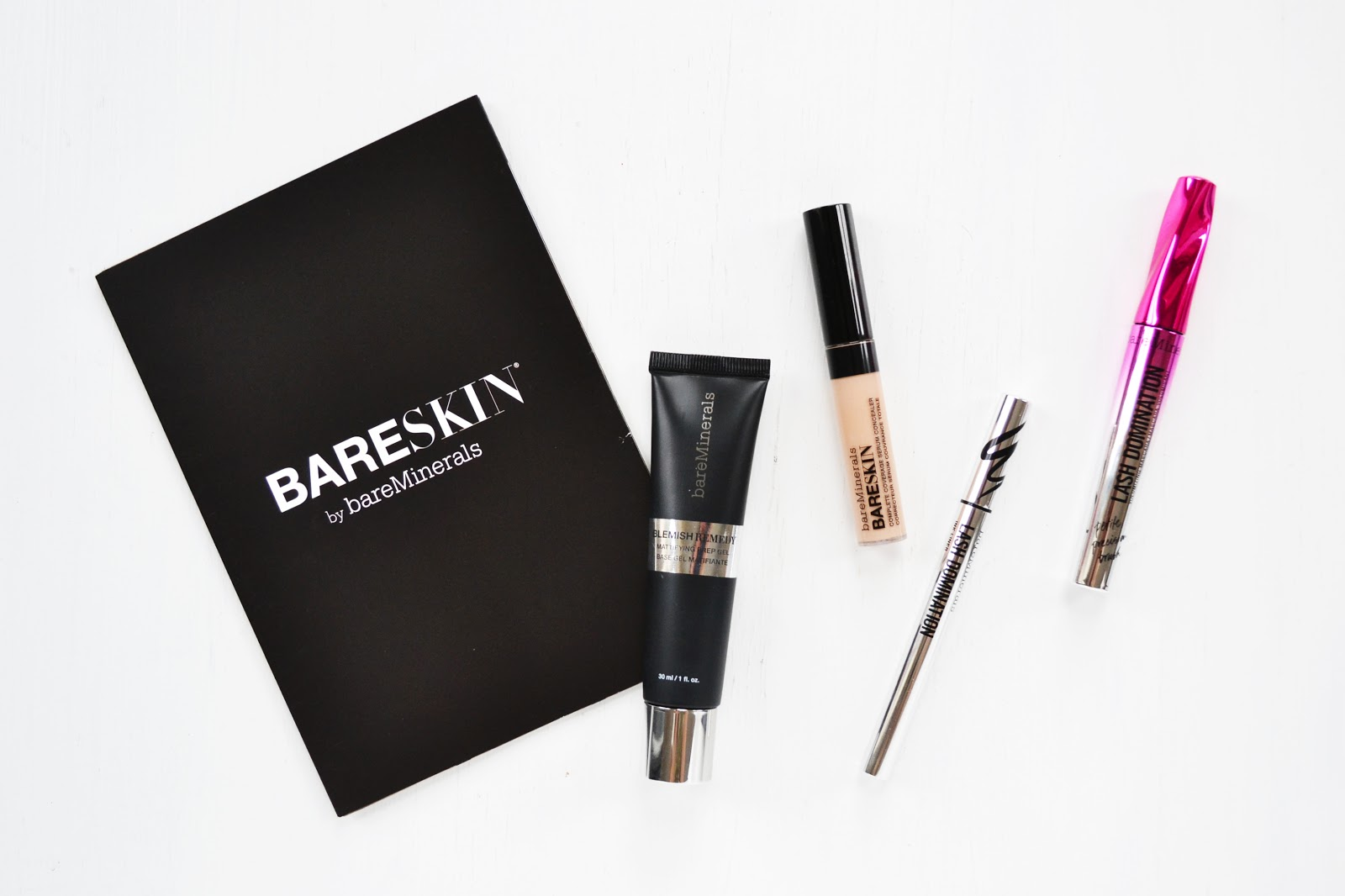 New Make-Up For Spring From bareMinerals