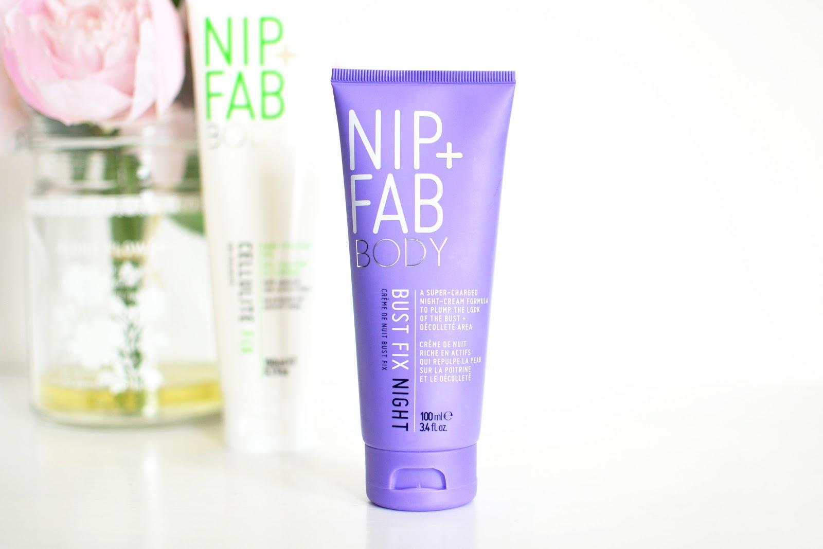 Nip + Fab Bust Fix Night