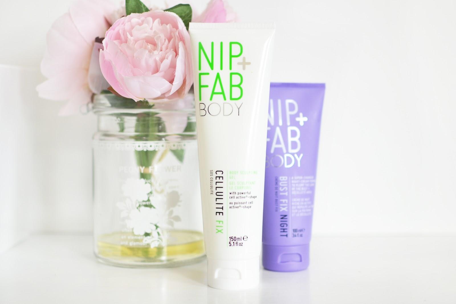 Nip+Fab - Cellulite Fix Body Sculpting Gel