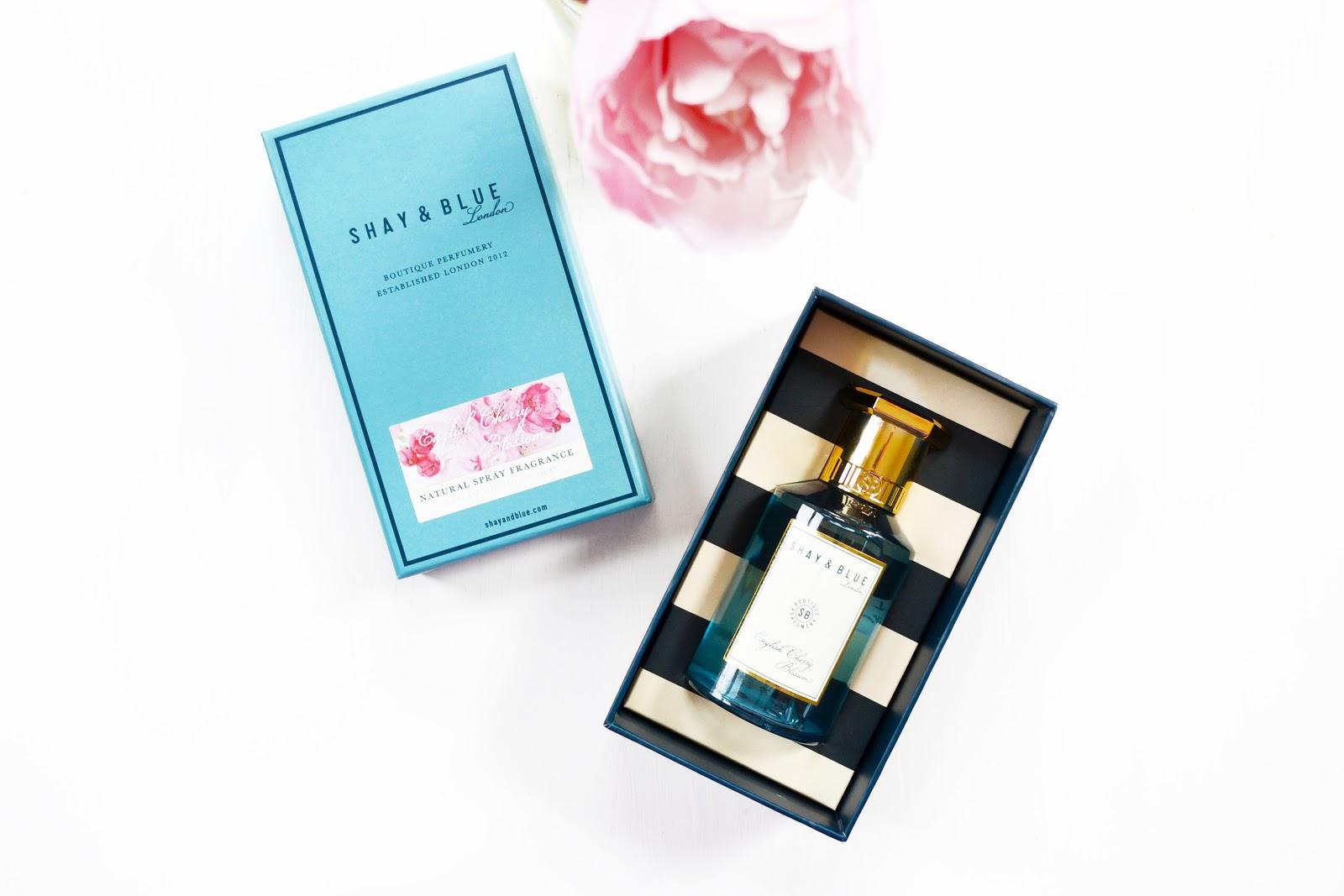 Shay & Blue English Cherry Blossom Perfume