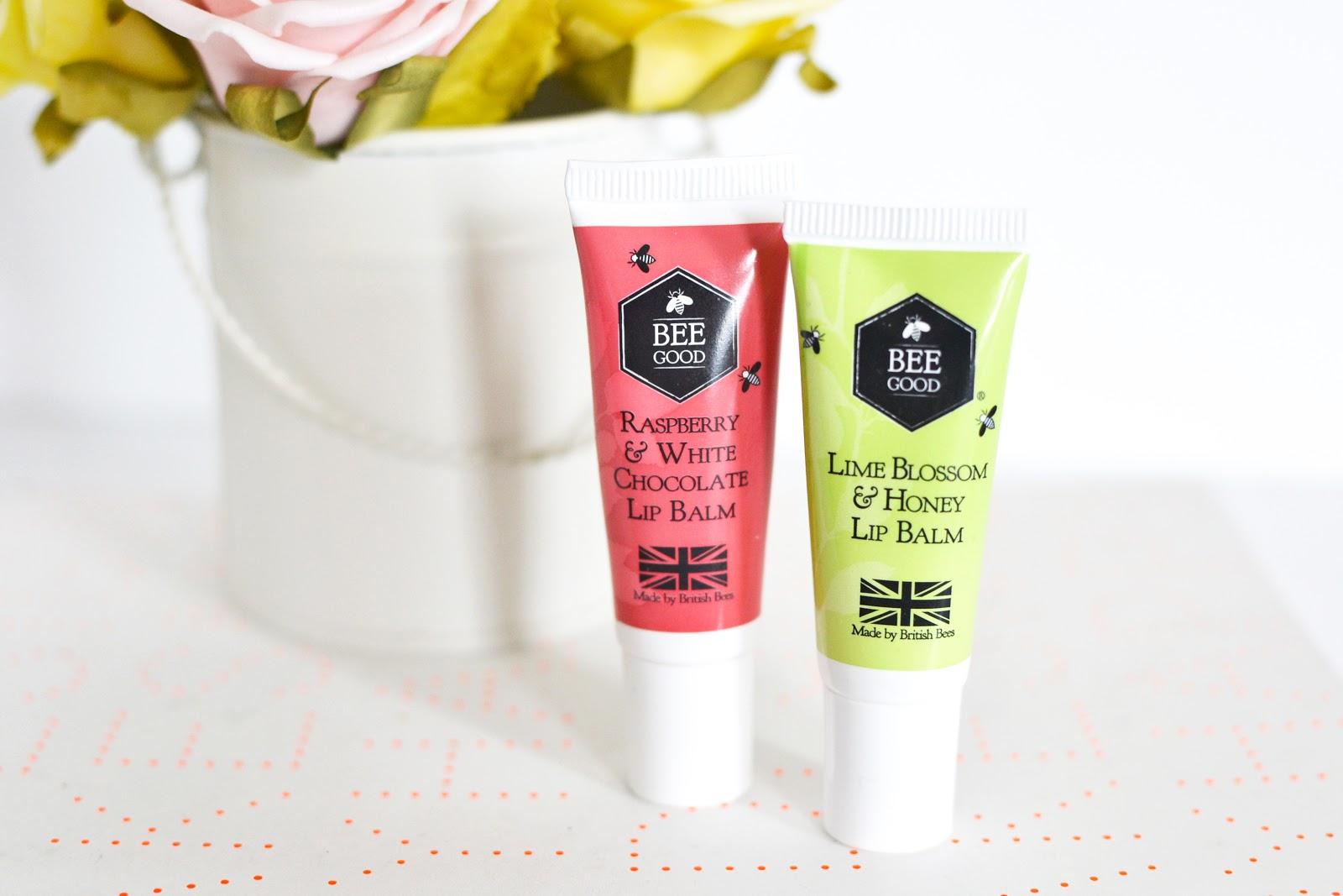 bee good lip balms