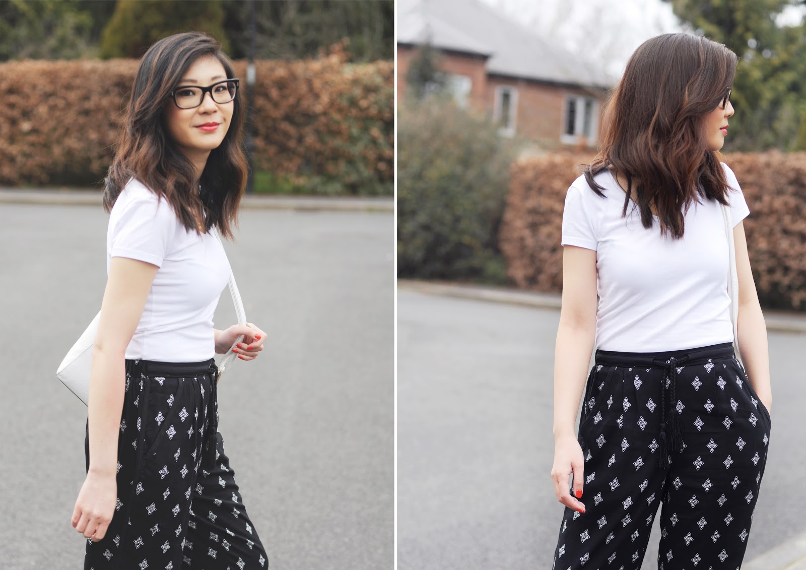 An Off-Duty Look On A Budget
