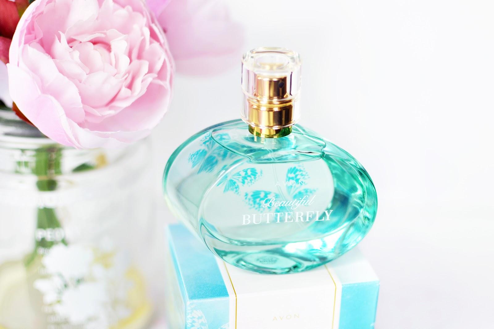 avon Beautiful Butterfly Perfume
