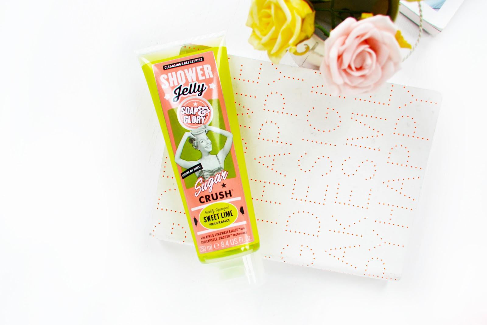 Soap & Glory Shower Jelly