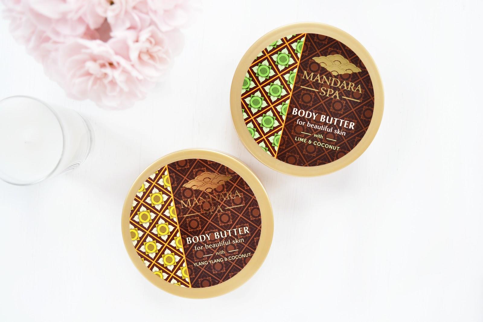 mandara body butter