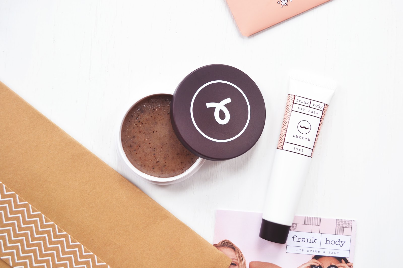 coffee scrub for lips