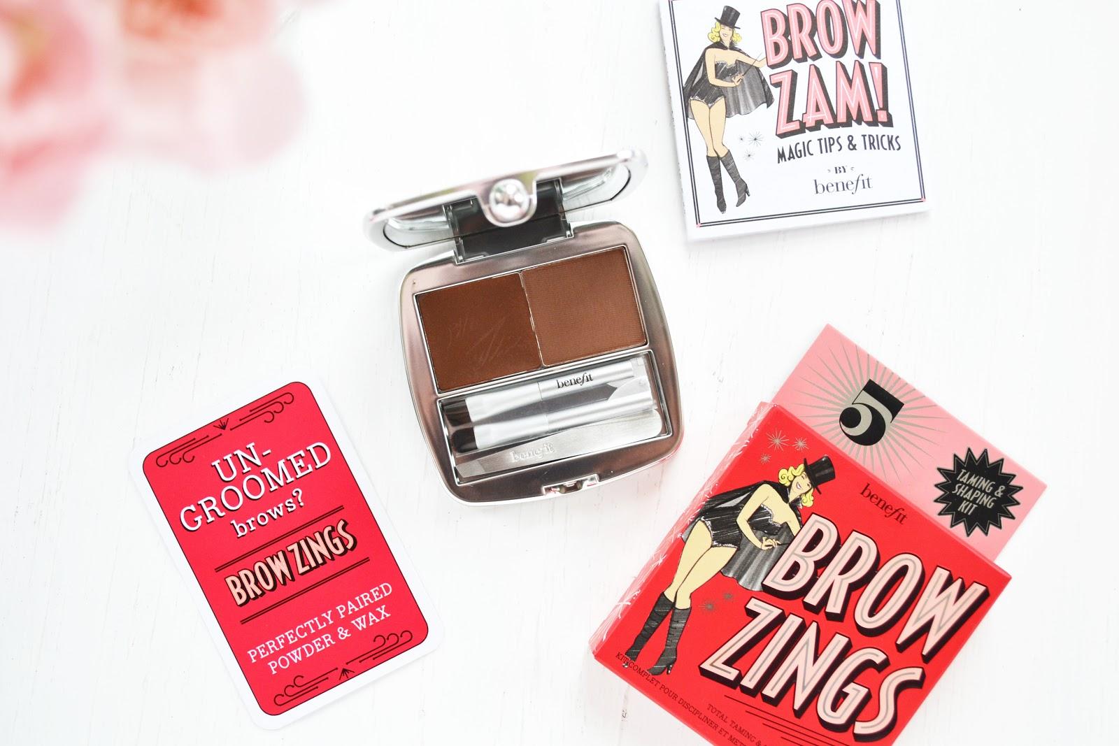benefit brow zings eyebrow palette