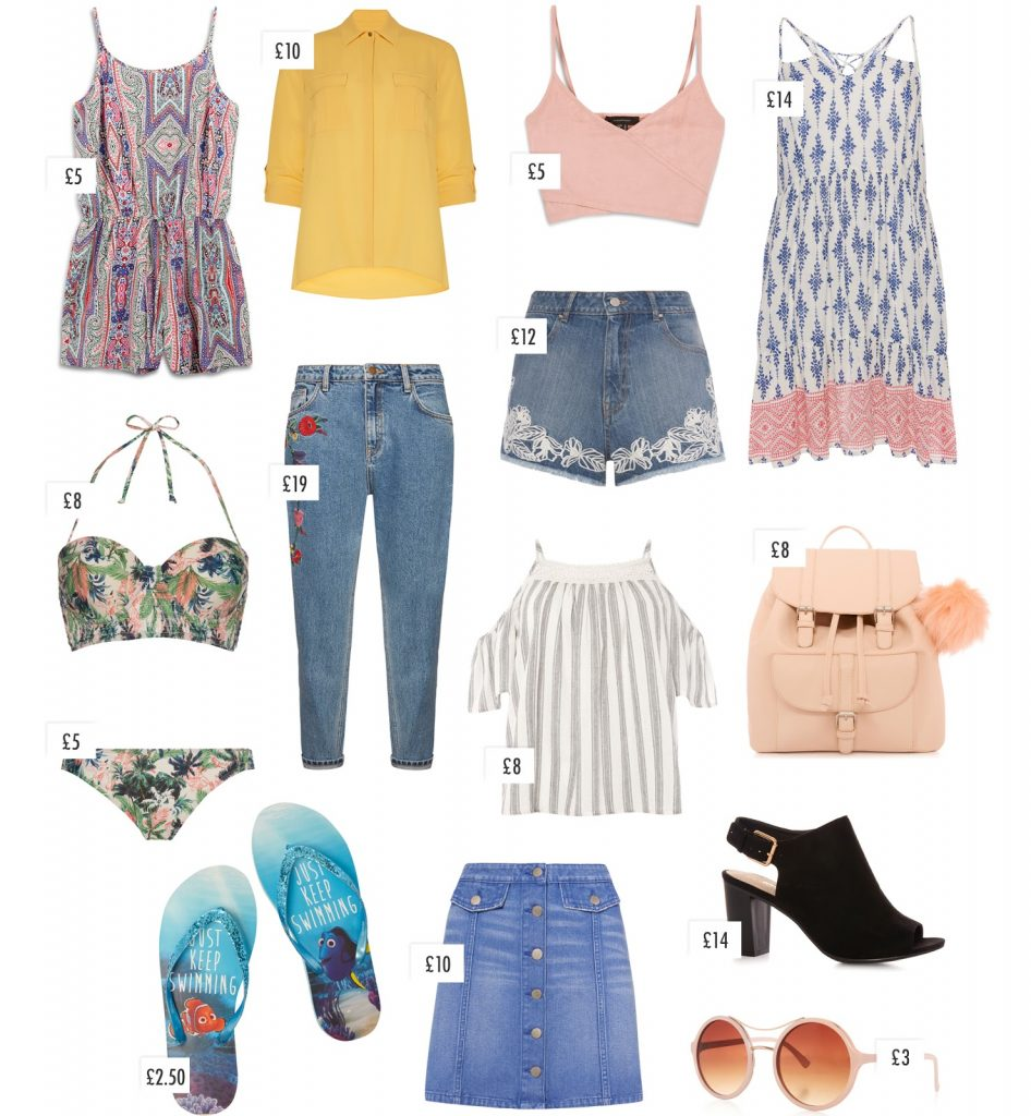 My Top Picks From Primark Summer 2016