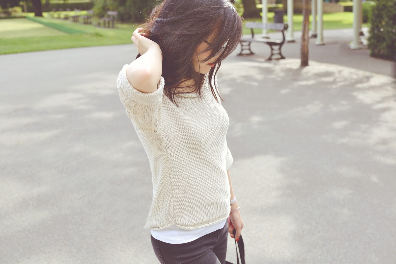 fashion blogger outfit of the day