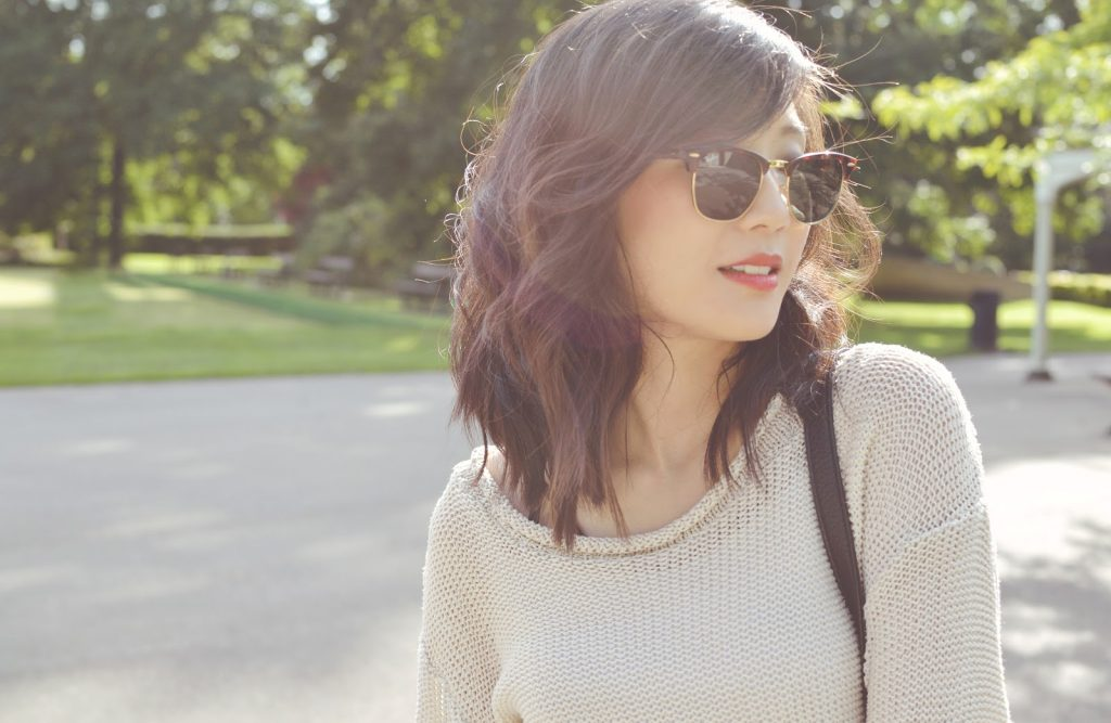 fashion blogger personal style
