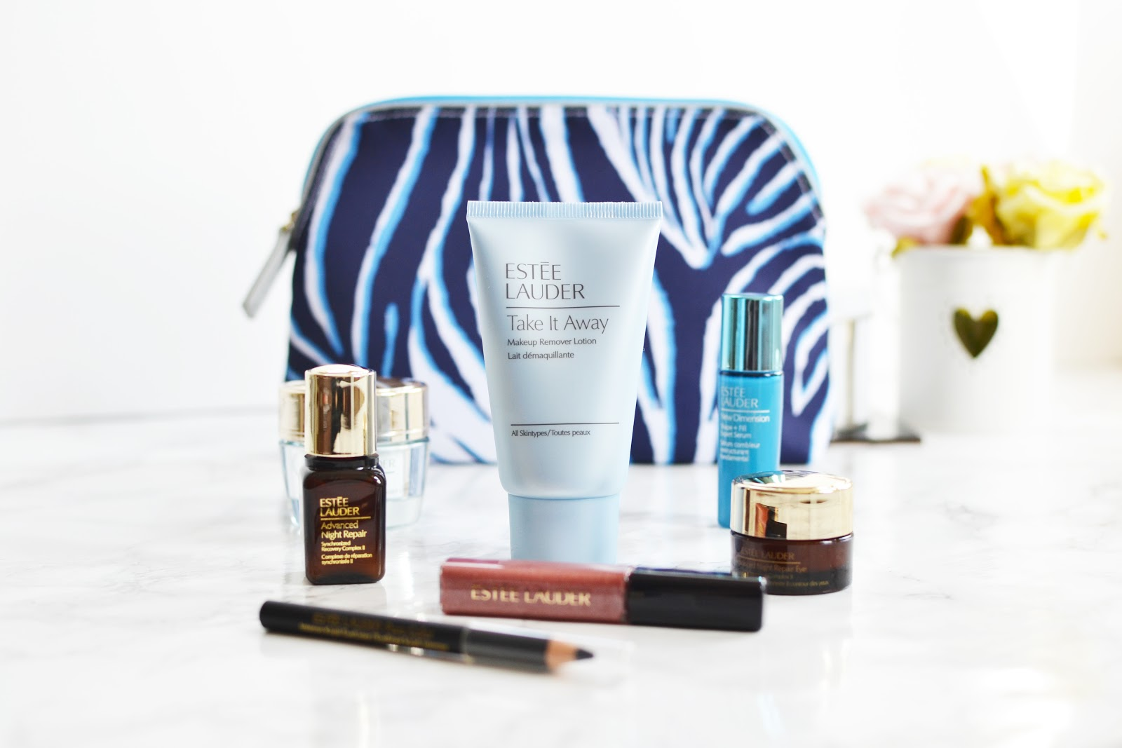 A Free Gift From Estee Lauder house of fraser