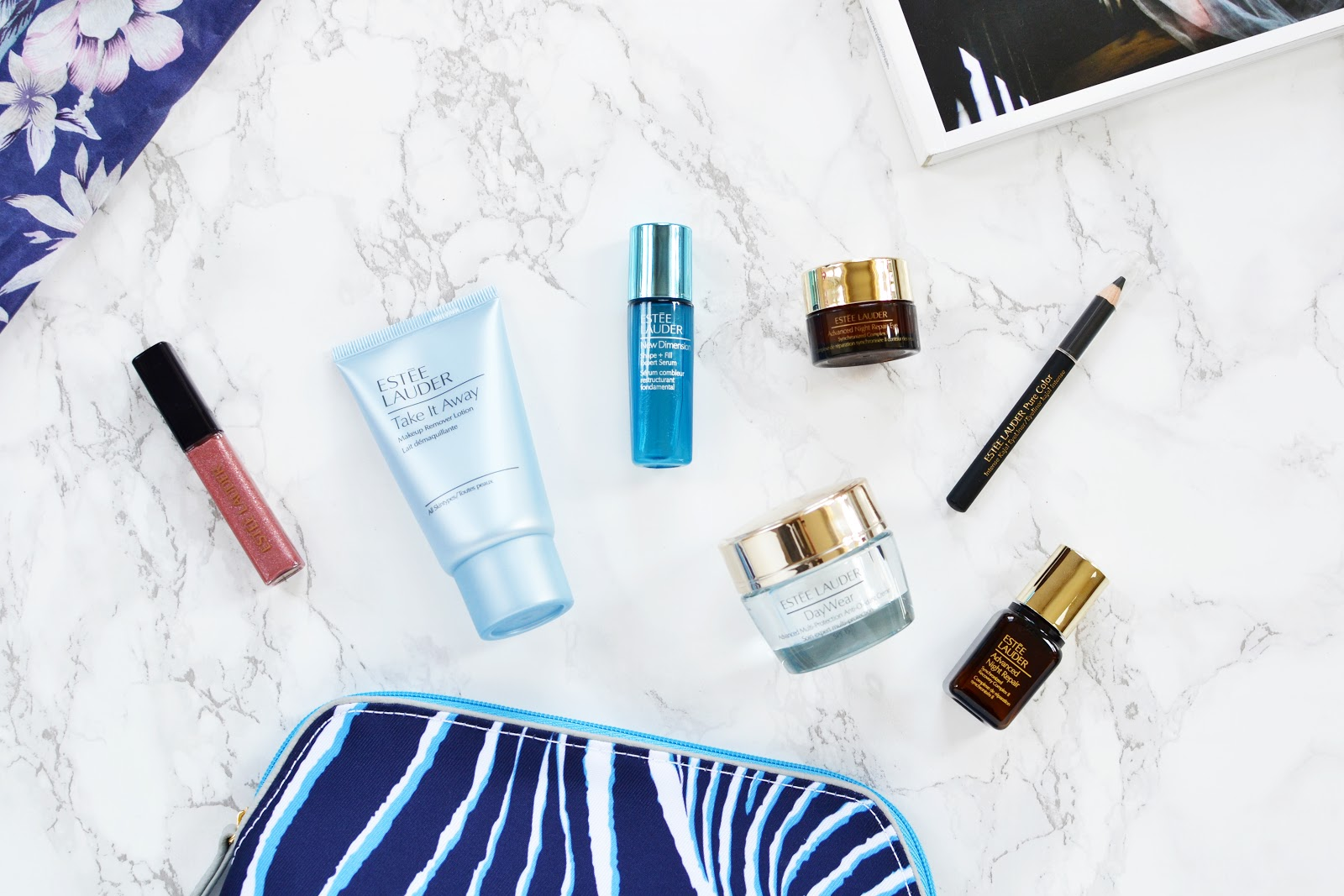A Free Gift From Estee Lauder