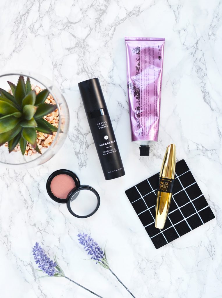 beauty products I've tested this month, uk beauty blog, monthly favourites