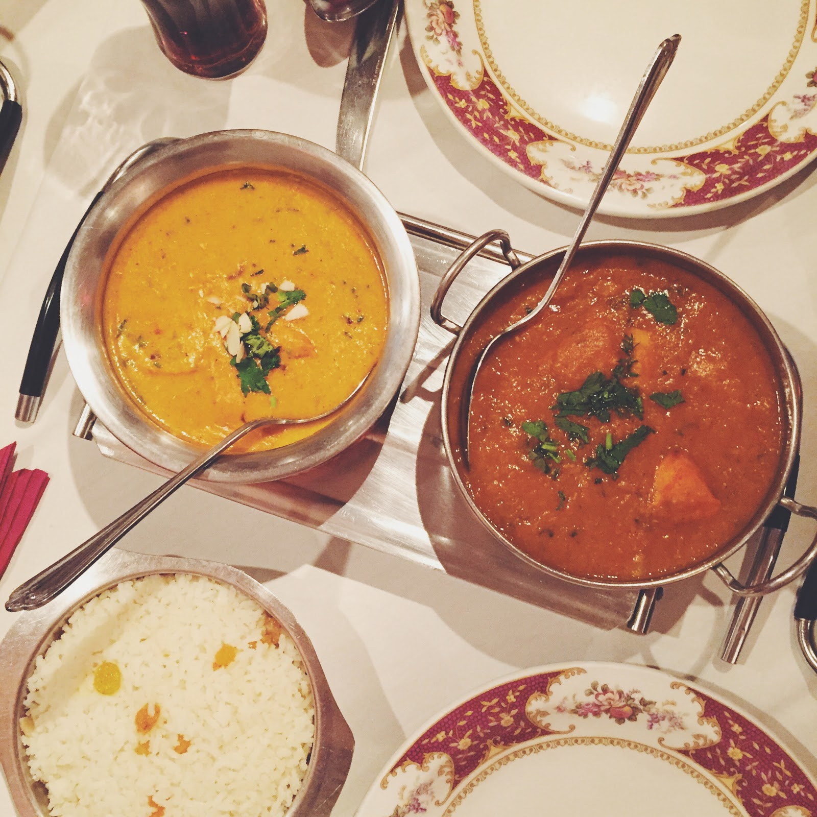 indian food curry