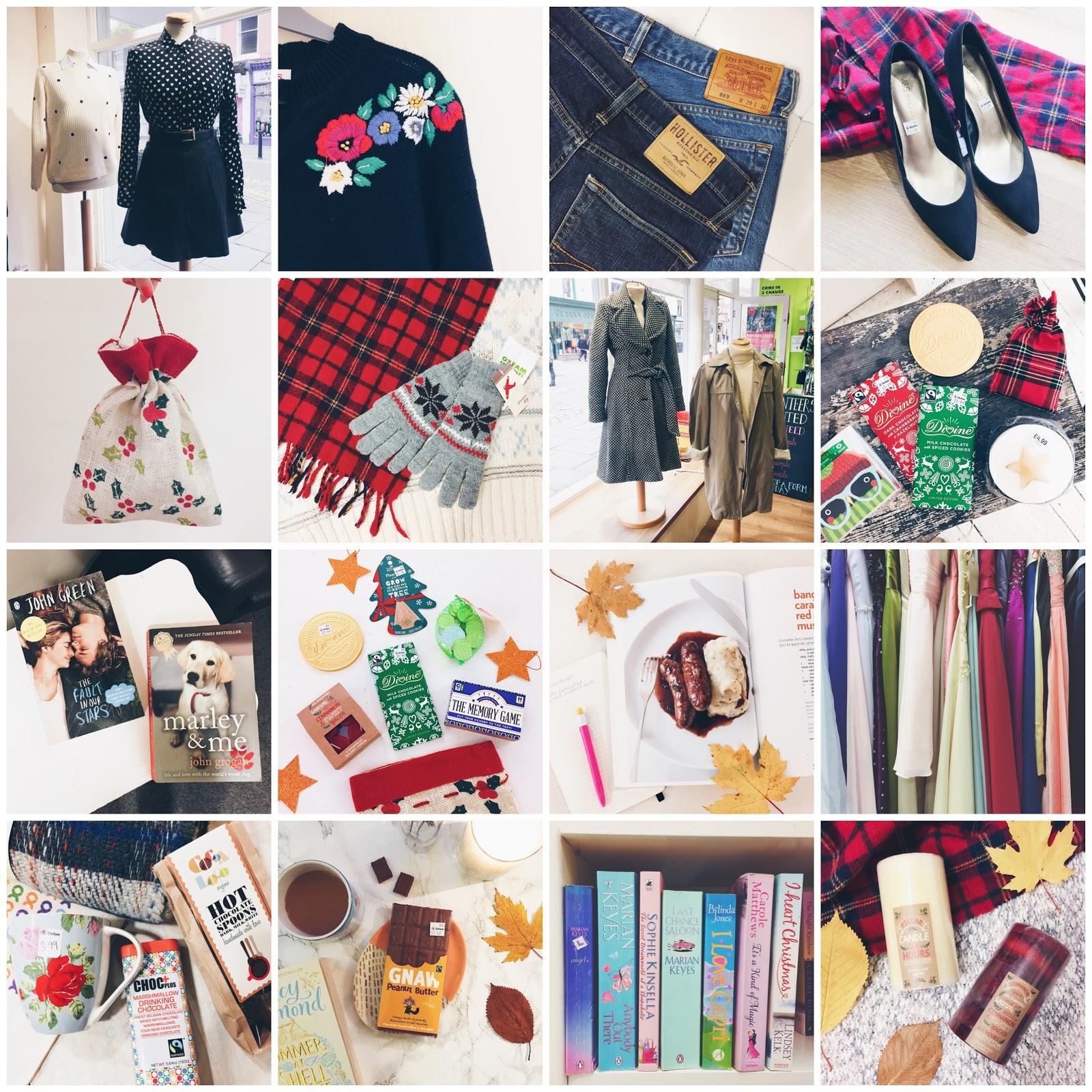 oxfam shop fashion