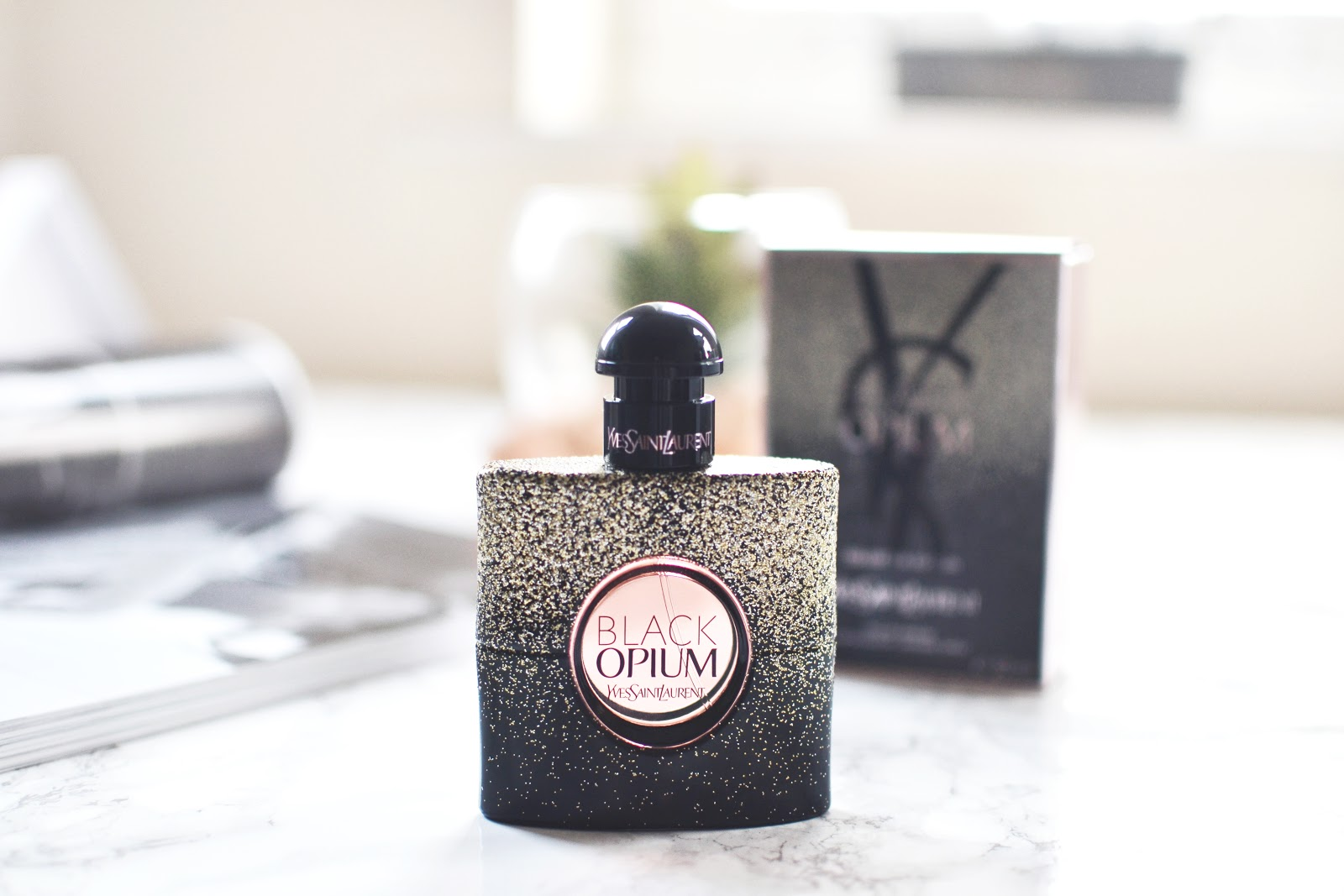 YSL Black Opium Collector Edition