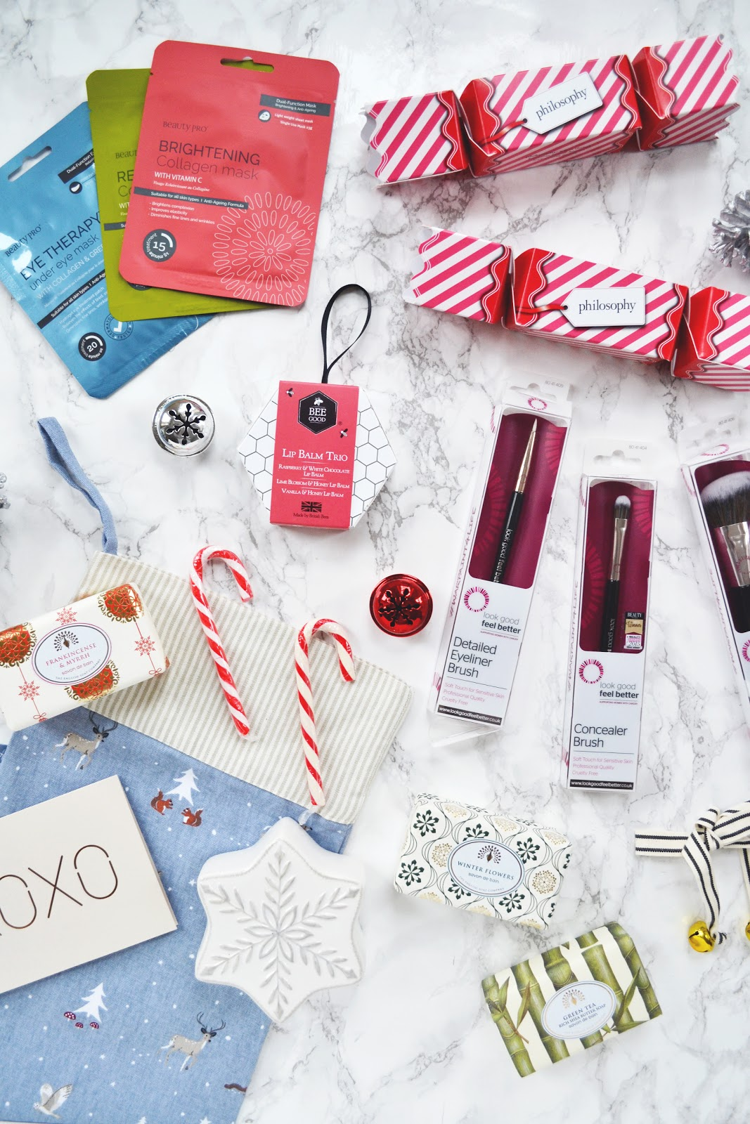 beauty stocking filler ideas